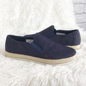 NWT Timberland Elivissa sea blue slip on shoe 8.5